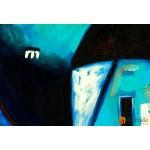 Модульная картина, городской пейзаж ART.: KGM0019