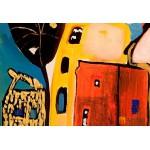 Модульная картина, городской пейзаж ART.: KGM0038