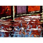 Модульная картина, городской пейзаж ART.: KGM0052