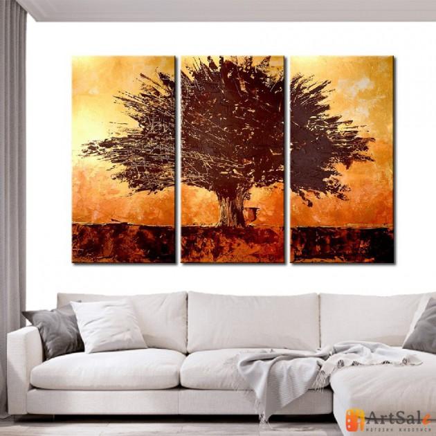 Модульная картина пейзаж ART.: KPM0012