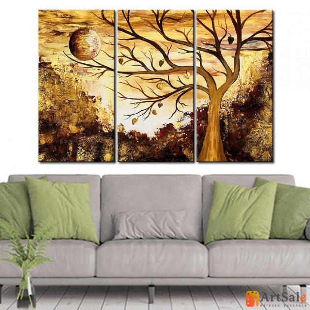 Модульная картина пейзаж ART.: KPM0025