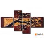 Модульная картина пейзаж ART.: KPM0068
