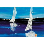 Модульная картина, морской пейзаж ART.: KMM0001