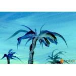 Модульная картина, морской пейзаж ART.: KMM0017