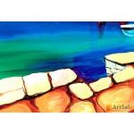 Модульная картина, морской пейзаж ART.: KMM0041