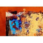 Модульная картина, абстракция ART.: KAM0043