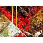 Модульная картина, абстракция ART.: KAM0058