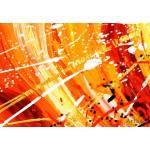 Модульная картина, абстракция ART.: KAM0127