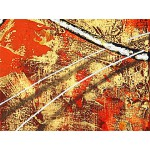 Модульная картина, абстракция ART.: KAM0229