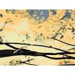 Модульная картина, абстракция ART.: KAM0247