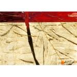 Модульная картина, абстракция ART.: KAM0272