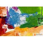 Модульная картина, абстракция ART.: KAM0334