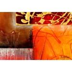 Модульная картина, абстракция ART.: KAM0359