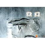 Модульная картина, абстракция ART.: KAM0383