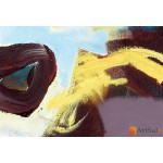 Модульная картина, абстракция ART.: KAM0416