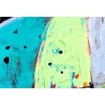 Модульная картина, абстракция ART.: KAM0504