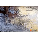 Модульная картина, абстракция ART.: KAM0528