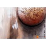 Модульная картина, абстракция ART.: KAM0539