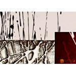 Модульная картина, абстракция ART.: KAM0600