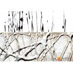 Модульная картина, абстракция ART.: KAM0613