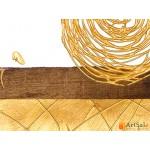 Модульная картина, абстракция ART.: KAM0625