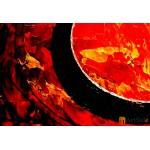 Модульная картина, абстракция ART.: KAM0714