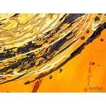Модульная картина, абстракция ART.: KAM0726