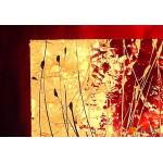 Модульная картина, абстракция ART.: KAM0744