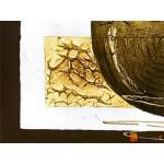 Модульная картина, абстракция ART.: KAM0758