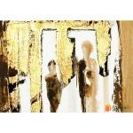 Модульная картина, абстракция ART.: KAM0803