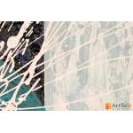 Модульная картина, абстракция ART.: KAM0897
