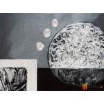 Модульная картина, абстракция ART.: KAM0942
