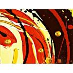 Модульная картина, абстракция ART.: KAM1096