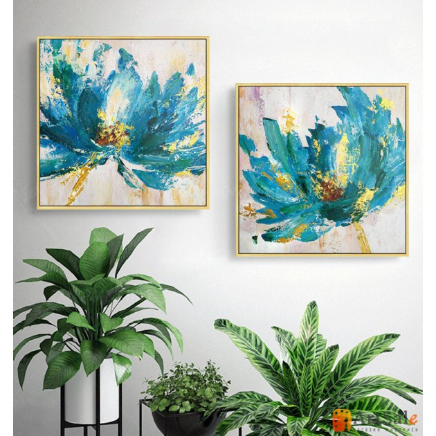 Модульная картина цветы, ART.: KCC0015