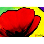 Модульная картина цветы, ART.: KCC0041