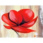 Модульная картина цветы, ART.: KCC0150