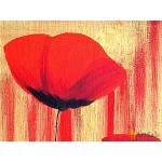 Модульная картина цветы, ART.: KCC0161