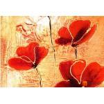 Модульная картина цветы, ART.: KCC0183