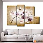 Модульная картина орхидея, ART.: KCC0227