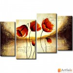 Модульная картина тюльпаны, ART.: KCC0315
