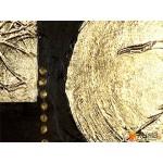 Интерьерные модульные картины, Силуеты Солнце ART.: KIM0638