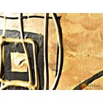 Интерьерные модульные картины, Танцующие сидуеты ART.: KIM0051