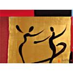Интерьерные модульные картины ART.: KIM0121