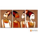 Интерьерные модульные картины ART.: KIM0150