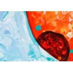 Интерьерные модульные картины ART.: KIM0236