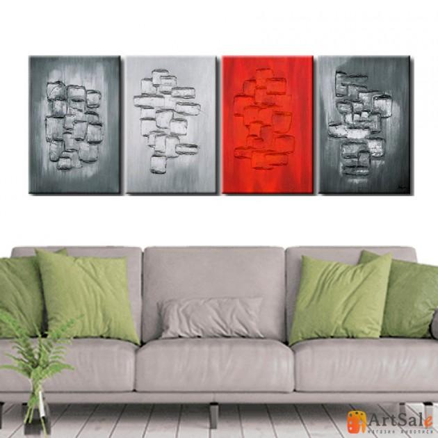 Интерьерные модульные картины ART.: KIM0290
