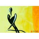 Интерьерные модульные картины ART.: KIM0313