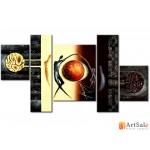 Интерьерные модульные картины ART.: KIM0370