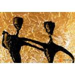 Интерьерные модульные картины ART.: KIM0380