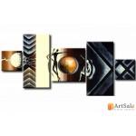 Интерьерные модульные картины ART.: KIM0386